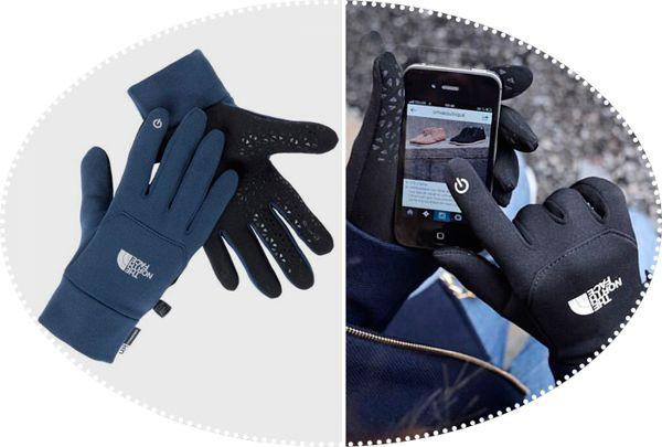E-Tip перчатки в подарок мужу