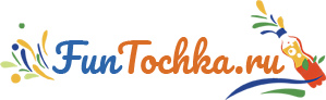Логотип сайта FunTochka