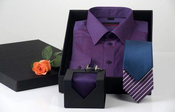 Классическая рубашка как подарок