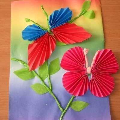открытки к дню матери из бумаги 1 класс