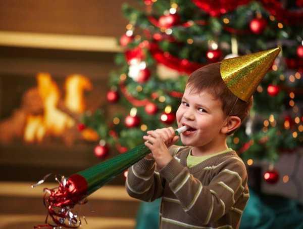 смешные стихи про новый год для детей
