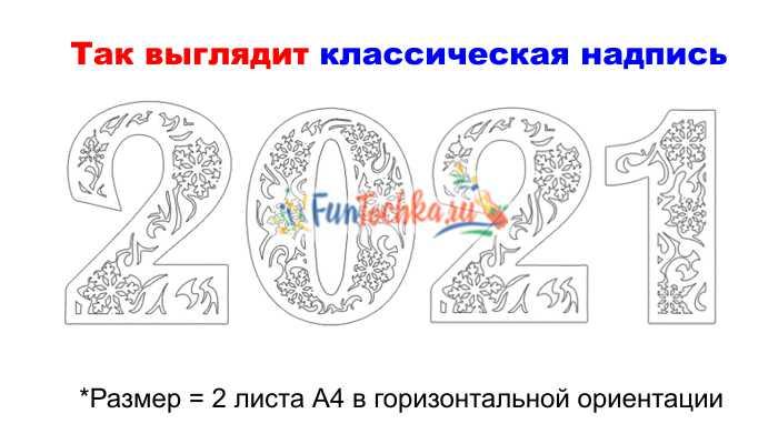 трафареты на новый год 2021 для вырезания на окно надпись с новым годом